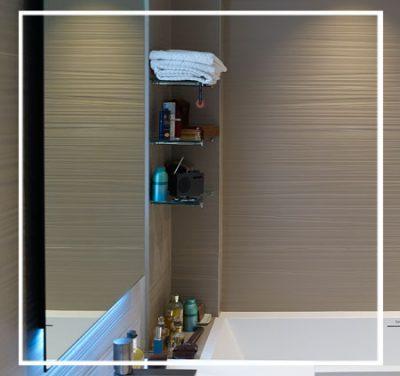 Idée salle de bain - Minimalisme
