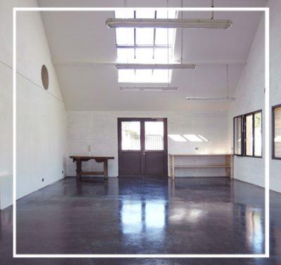 réalisation d'un plancher chauffant sur 167 m²