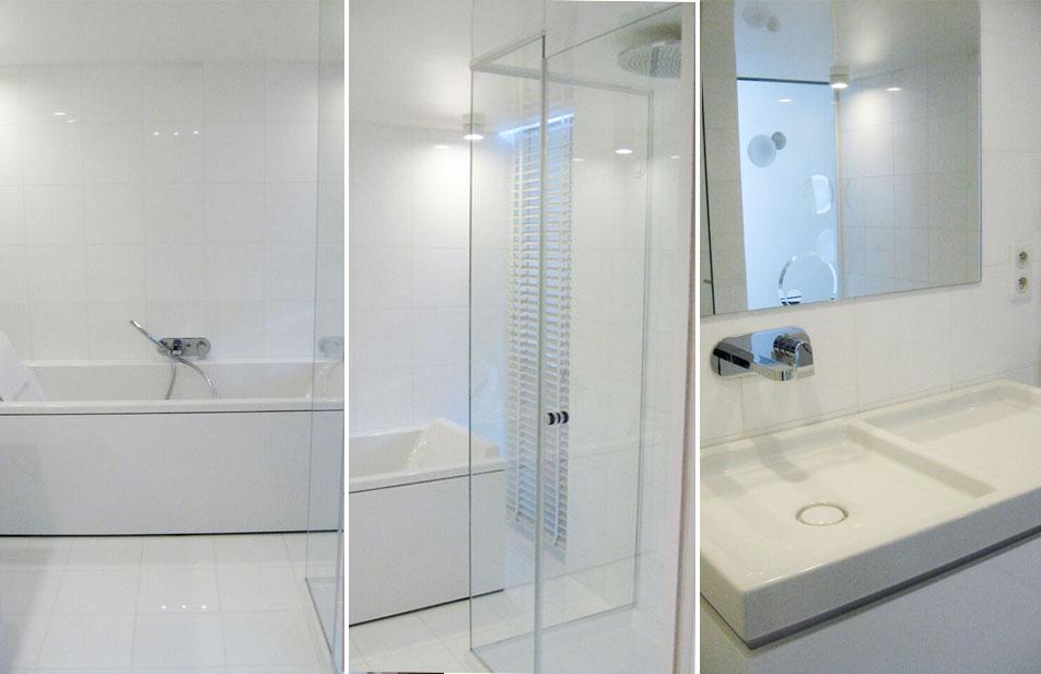 Idée salle de bain - L'essence bois - Eau Plus