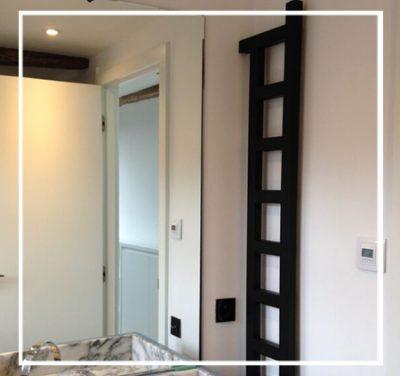 chauffages chauffages au sol r novation ou cr ation. Black Bedroom Furniture Sets. Home Design Ideas